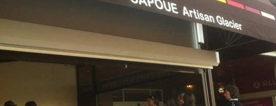 Capoue is one of Bruxelles Restos & Café etc.