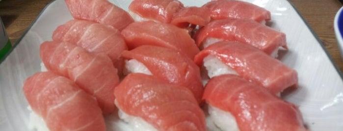 은행골 is one of The 15 Best Places for Sushi in Seoul.