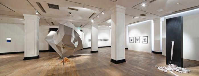 18Gallery is one of Shanghai's Art Galleries.