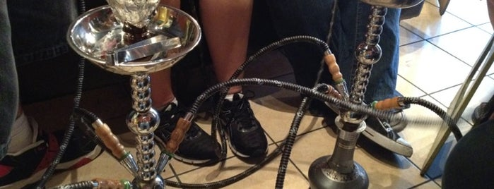 Hookah Bookah is one of Things To Do Over the Summer.