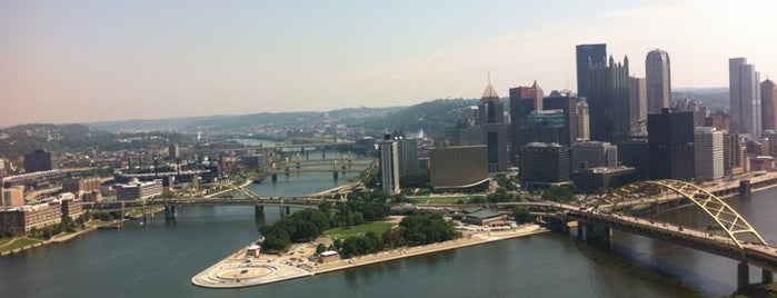 Mount Washington Observation Deck is one of The 15 Best Places with Scenic Views in Pittsburgh.