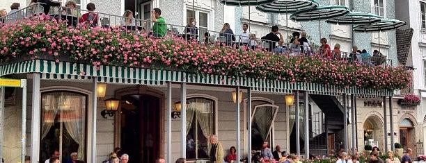 Café Tomaselli is one of Food & Fun - Vienna, Graz & Salzburg.