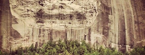 Stone Mountain Park is one of Day Trips Around Atlanta.