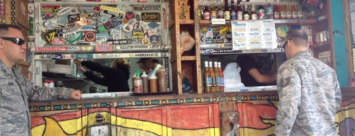 Da Kine Diego's is one of Frequent Check In's.