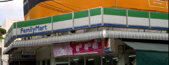Family mart @ Onnut 36 is one of All-time favorites in Thailand.