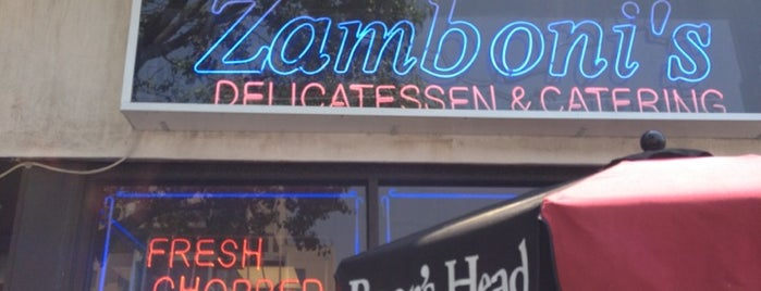 Zamboni's Deli & Catering is one of A Taste of Long Beach NY.