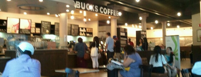 Starbucks is one of chilling.