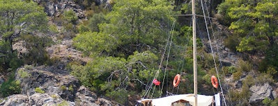 12 Island Yacht  Tour is one of Fethiye: Must Sees.