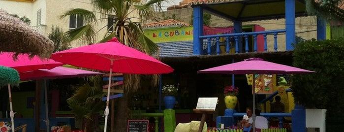 La Cubana is one of Restaurantes Malaga.