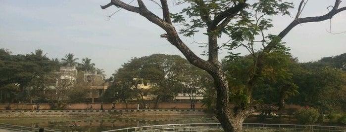 Anna Nagar Tower Park is one of Space Matrix.
