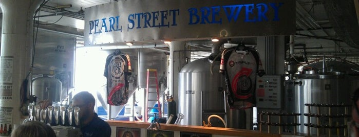 Pearl Street Brewery is one of Breweries.
