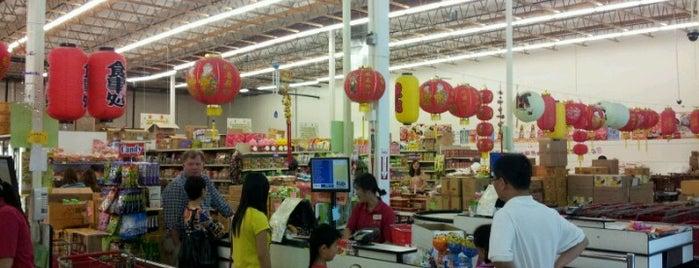 Ocean Mart is one of Must-visit Food.