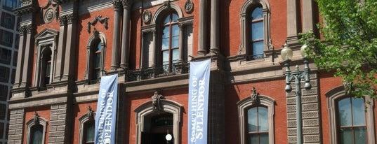 Renwick Gallery is one of Virginia/Washington D.C..