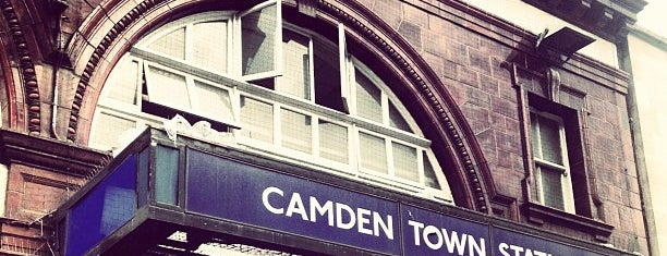 Camden Town is one of Artes etc.