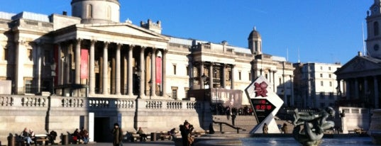 Trafalgar Square is one of World Sites.