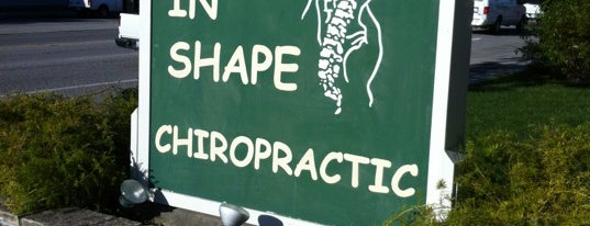 Back In Shape Chiropractic is one of Santa Cruz area.