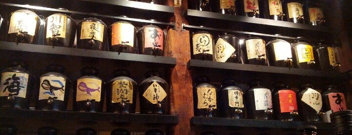 Jomon is one of The 15 Best Places with Good Service in Tokyo.