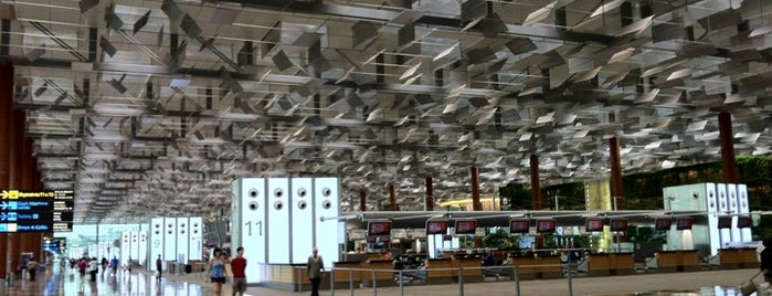 Terminal 3 Departure Hall is one of Singapore.