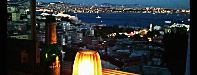 Leb-i Derya is one of Restaurants, Cafes, Lounges and Bistros.