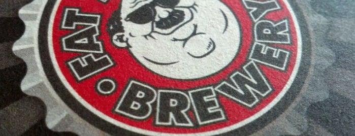 Fat Head's Brewery & Saloon is one of Beer / RateBeer's Top 100 Brewers [2015].