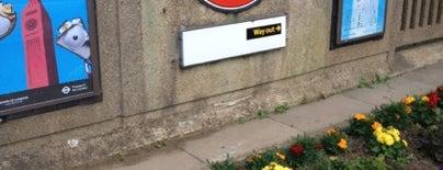 Rayners Lane London Underground Station is one of Tube Challenge.