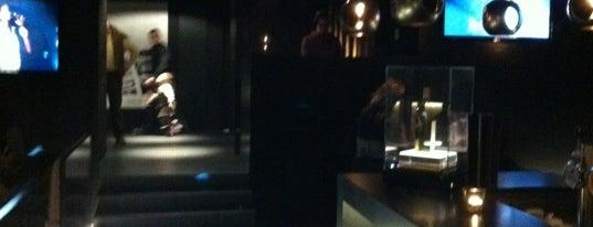 Via Louiza is one of Brussels restaurants, bars & nightclubs.