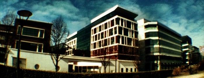 Vente-privee.com – Wilson building is one of Bureaux à Paris.