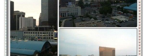Hyatt House Charlotte/Center City is one of The 15 Best Hotels in Charlotte.