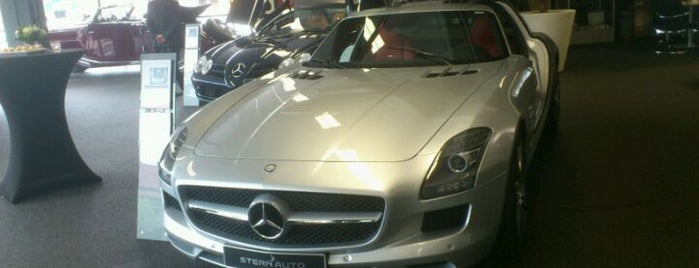 Mercedes Hilversum is one of Stern.