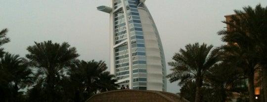 Burj Al Arab is one of Luxury Hotels in Dubai.