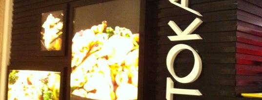 Tokai Express is one of Restaurantes.