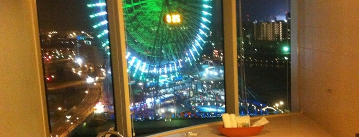 The Yokohama Bay Hotel Tokyu is one of Japan.