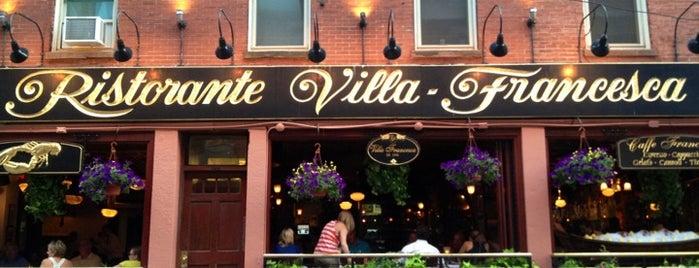 Villa Francesca is one of Rob's Food Spots.