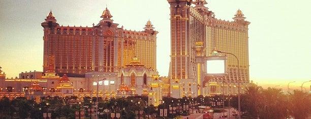 Galaxy Macau 澳門銀河 is one of Discover: Macau.