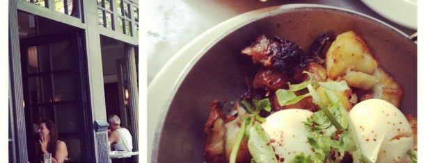 Hundred Acres is one of NYC Brunch list.