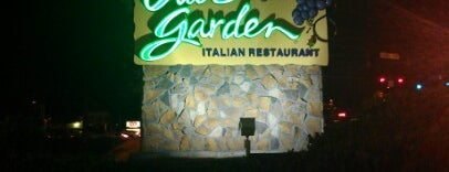 Olive Garden is one of The 20 best value restaurants in Roswell, GA.