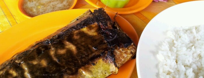 Ikan Bakar Pasar Keramat is one of Makan @ KL #1.