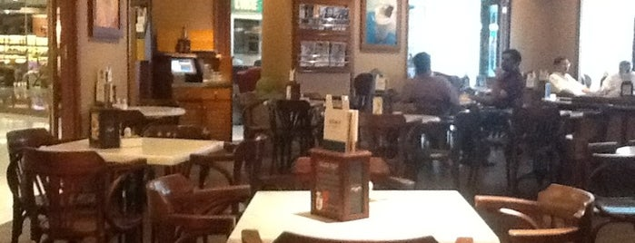 DÔME Café is one of Makan @ KL #8.