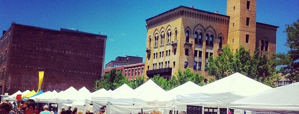 South End Open Market @ Ink Block is one of DigBoston's Tip List.