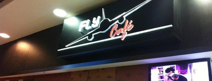 Fly Café is one of Café & Boulangerie.