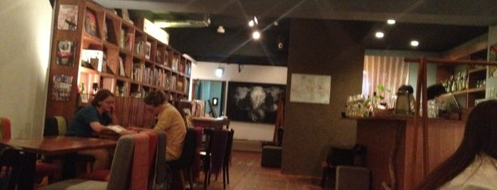 WORLD BOOK CAFE is one of 札幌カフェ巡り.