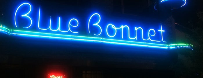 Blue Bonnet is one of Denver's Best Mexican Restaurants - 2012.