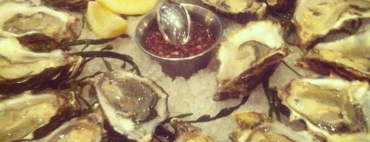 Georges is one of $1 OYSTERS.