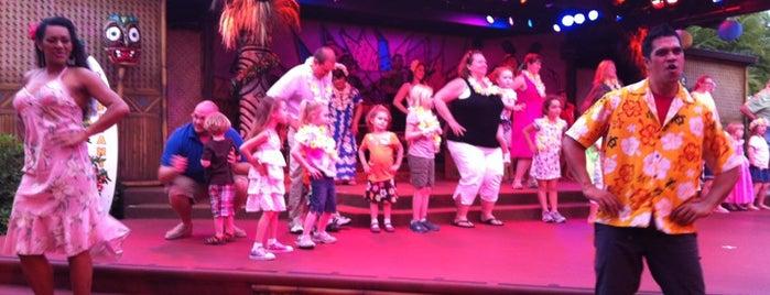 Spirit of Aloha Dinner Show is one of Walt Disney World.