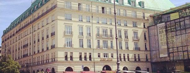 Hotel Adlon Kempinski Berlin is one of DE, Berlin - Mitte.