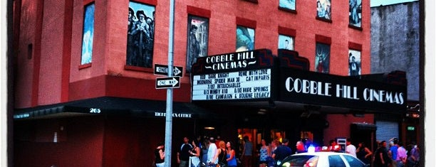 Cobble Hill Cinemas is one of South Brooklyn.