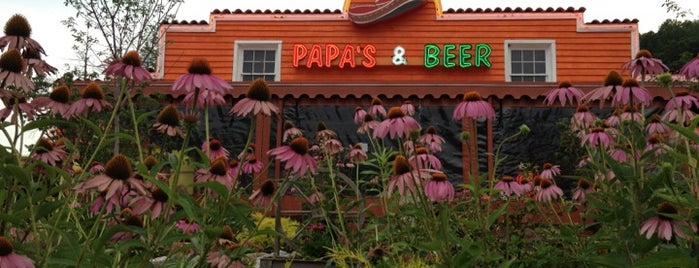 Papas & Beer is one of Best Restaurants in Asheville,NC..