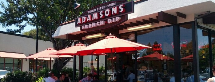 Adamsons French Dip is one of Cor Cor's World NOMination.