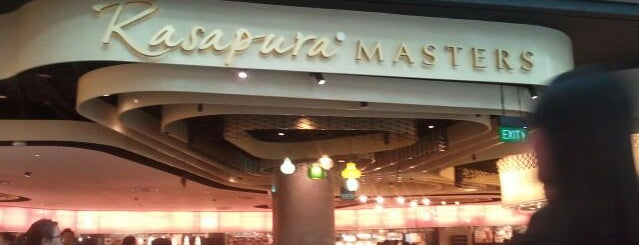 Rasapura Masters Food Court is one of Singapore.