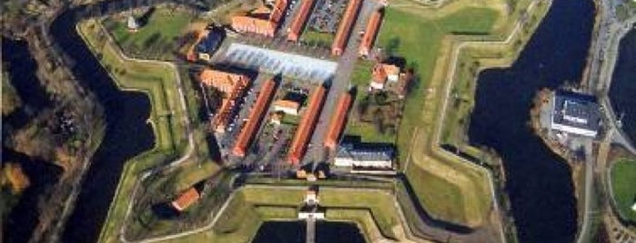 Kastellet is one of Copenhagen.